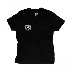 13 1/2 T-Shirt - Logo Black
