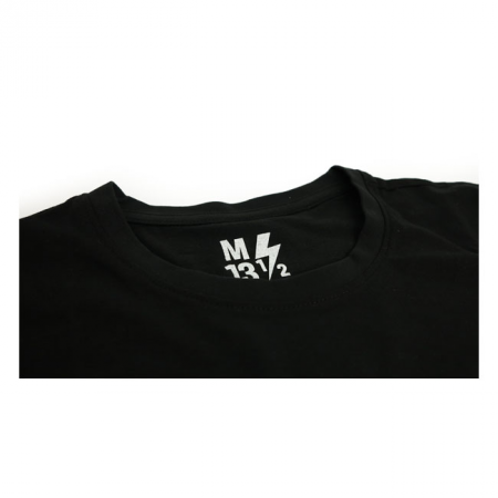 13 1/2 Ladies T-Shirt - It's a Chopper Baby Black