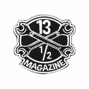 13 1/2 Patch - OG Logo