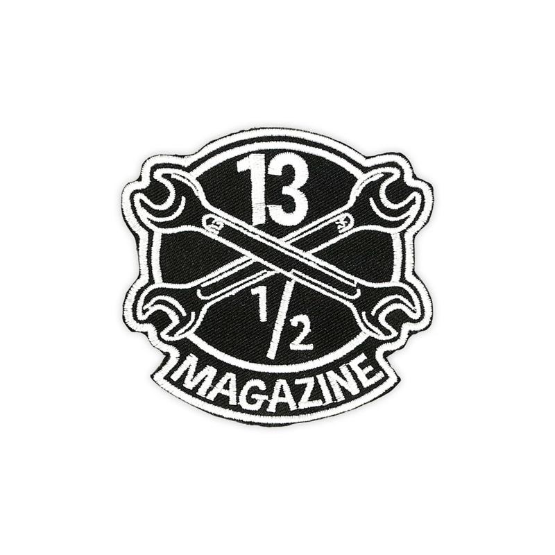 13 1/2 Patch - OG Logo