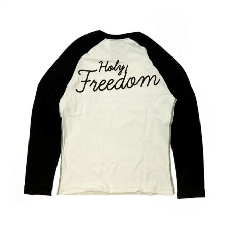 Holy Freedom Langarmshirt - Baseball