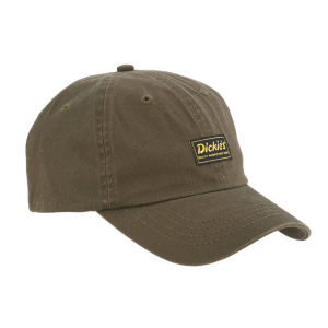 Dickies Cap - Aspinwall Unstructured Dark Khaki