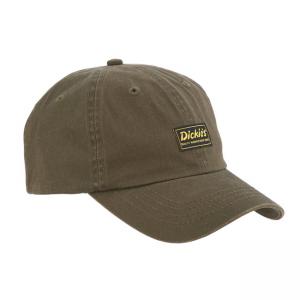 Dickies Cap - Aspinwall Unstructured Dark Khaki