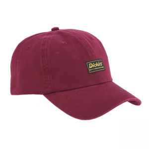 Dickies Cap - Aspinwall Unstructured Maroon