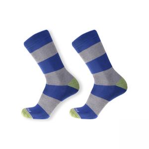 Holy Freedom Socken - Folsom Grau/Blau