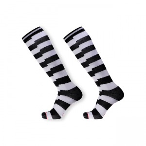 Holy Freedom Socken - Flash Lang Schwarz