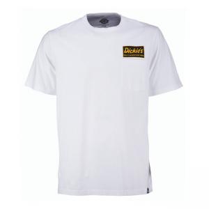 Dickies T-Shirt - Franklin Park Weiss