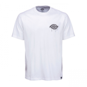 Dickies T-Shirt - Clearfield Weiss