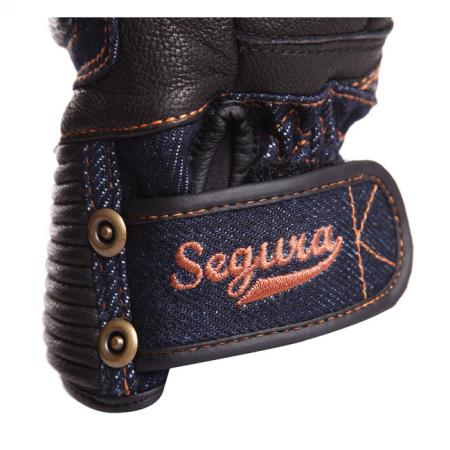 Segura Handschuhe - Splinter Schwarz/Blau