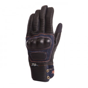 Segura Gloves - Splinter Black/Blue