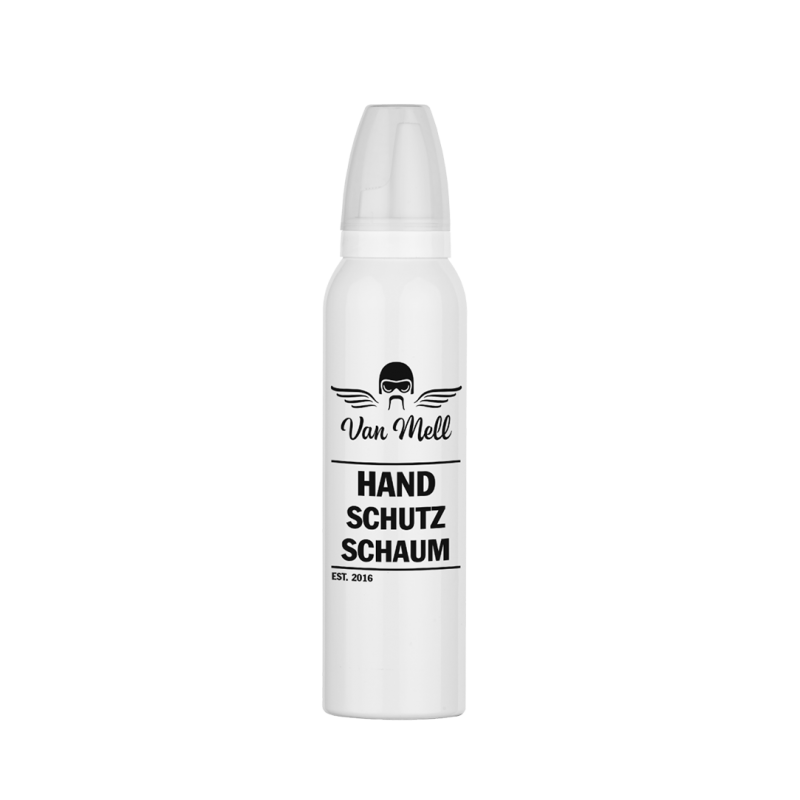 Van Mell Care Products - Hand Protection Foam