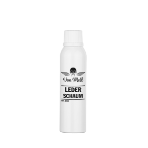 Van Mell Care Products - Leather Foam