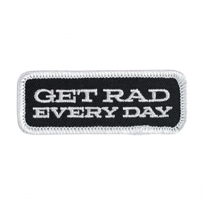 Biltwell Patch - Get Rad