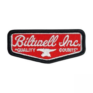 Biltwell Patch - Shield Red