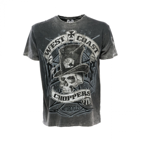 West Coast Choppers T-Shirt - Cash Only