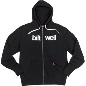 Biltwell Zip Hoodie - Helvetica