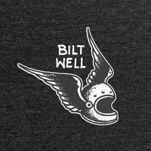 Biltwell Zip Hoodie - Wings