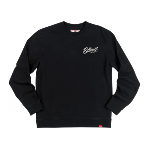 Biltwell Sweater - Towing Crew Neck Schwarz