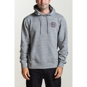 Brixton Hoodie - Merced Fleece Grey