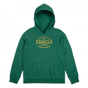 Brixton Hoodie - Concord Fleece Forest