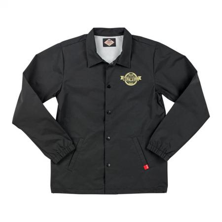 Biltwell Jacket - Bulldog Windbreaker Black