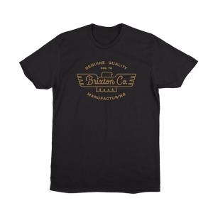 Brixton T-Shirt - Concord Black