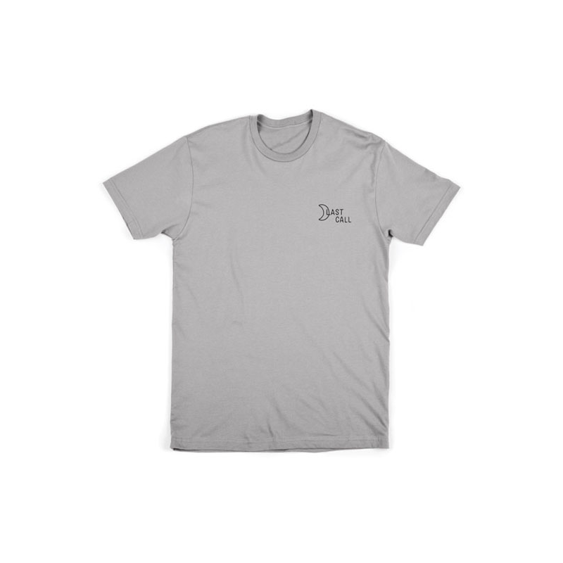 Brixton T-Shirt - Nocturnal Grey