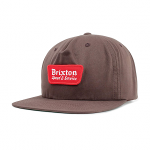 Brixton Cap - Compressor Brown
