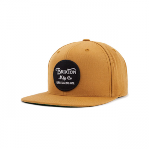 Brixton Cap - Wheeler Copper