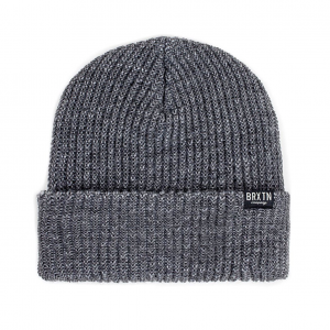 Brixton Beanie - Redmond Grey/Black