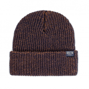 Brixton Beanie - Redmond Navy/Copper