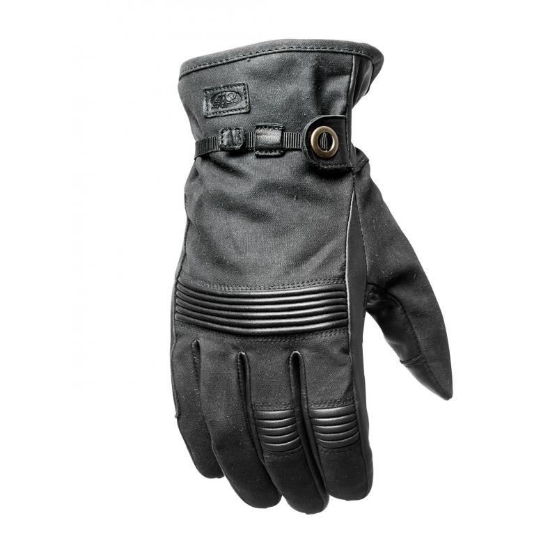 Roland Sands Gloves - Truman Black