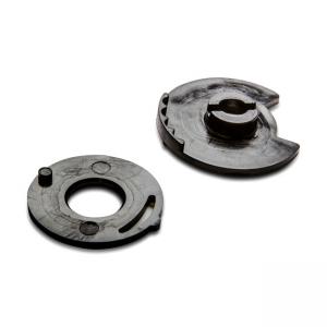 Biltwell Baseplate - Hardware Kit Gringo S Black