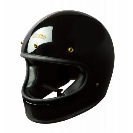 Hedon Helmet Heroine Classic - Signature Black