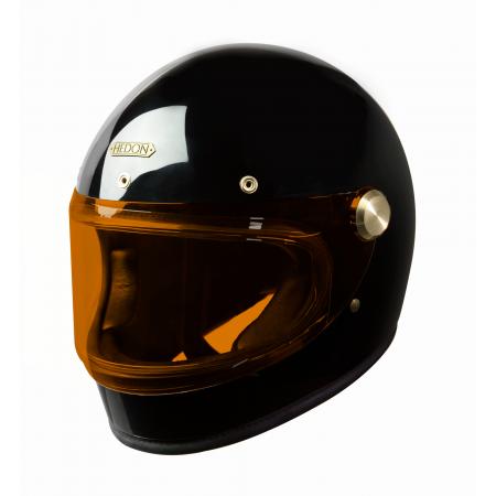 Hedon Helm Heroine Racer - Signature Black