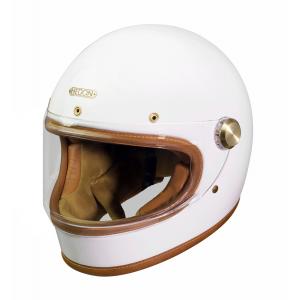 Hedon Helm Heroine Racer - Knight White