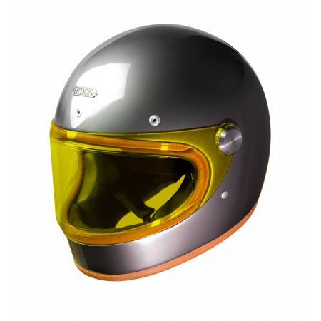Hedon Helmet Heroine Racer - Ash