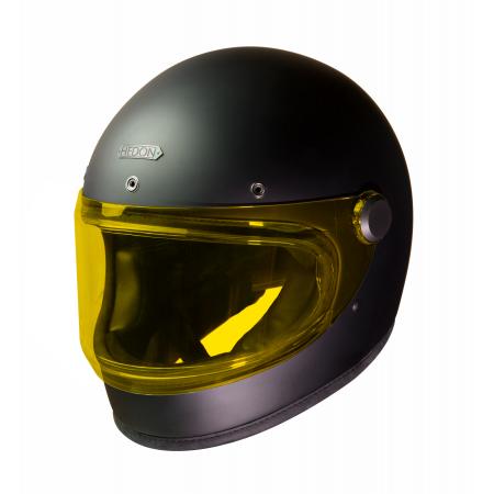 Hedon Helm Heroine Racer - Coal