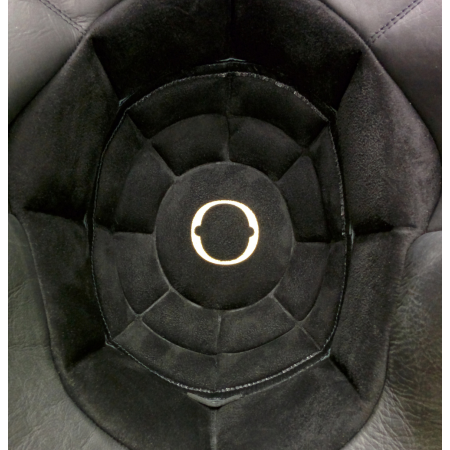 Hedon Helmet Hedonist - Signature Black