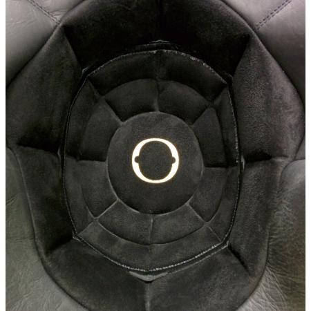 Hedon Helmet Hedonist - Stable Black