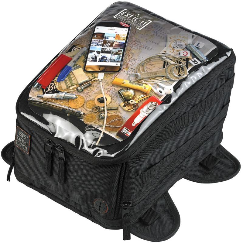 Biltwell Tank Bag - EXFIL-11 Black