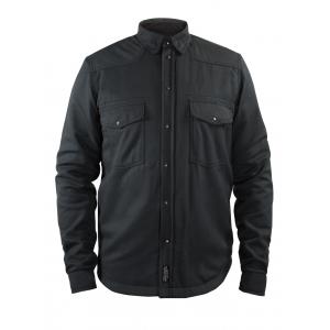 John Doe Shirt - Motoshirt Dark Grey
