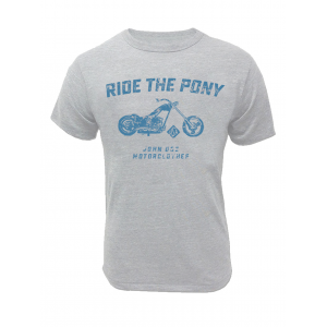 John Doe T-Shirt - Ride the Pony