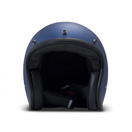 DMD Helmet Vintage - Metallic Blue with ECE