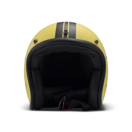 DMD Helm Vintage - Star mit ECE Gelb