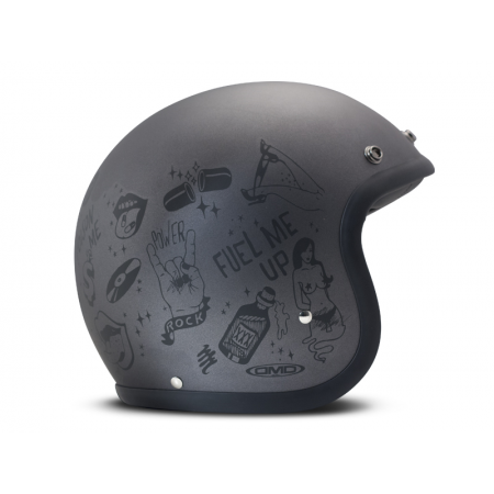 DMD Helmet Vintage - You Rock with ECE