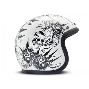 DMD Helmet Vintage - Thunderstruck with ECE