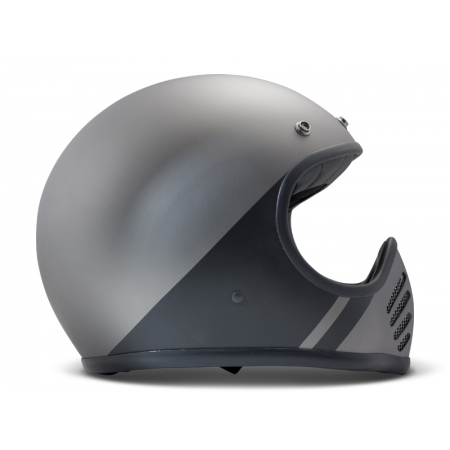 DMD Helm Seventy Five - Shadow Black mit ECE