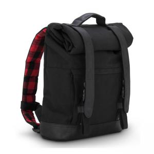 Burly Brand - Back Pack Black
