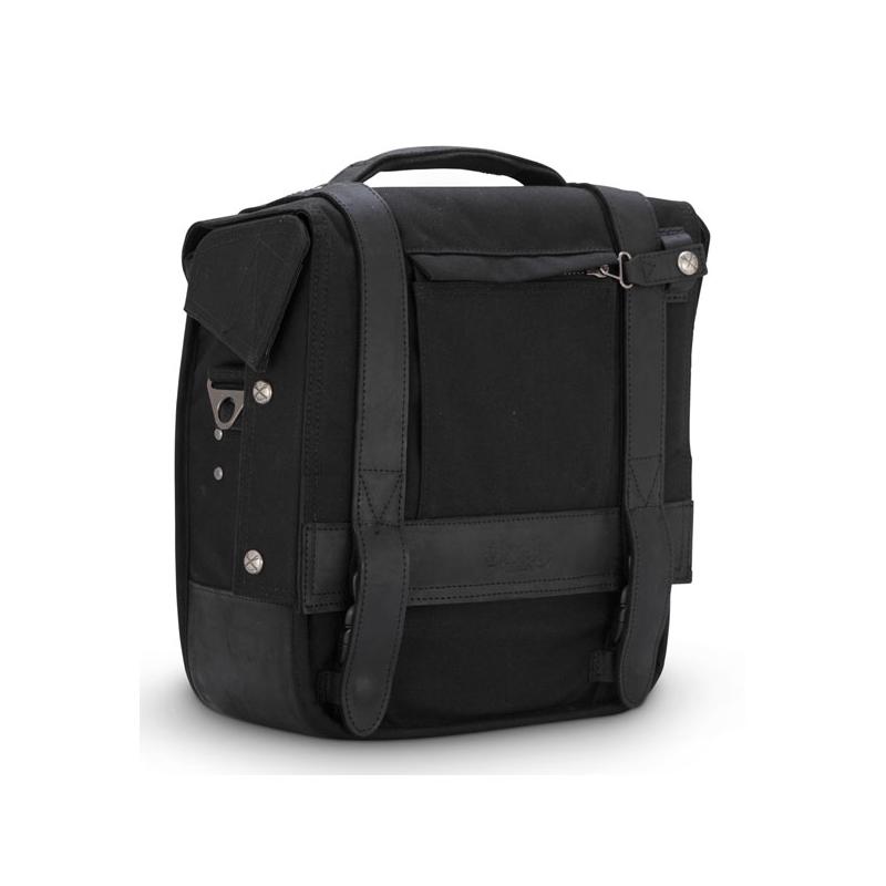 Burly Brand - Saddlebag Black